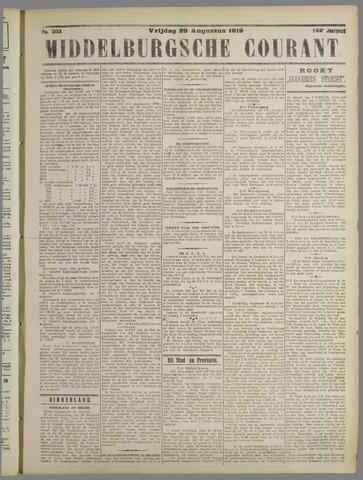 Middelburgsche Courant 1919-08-29