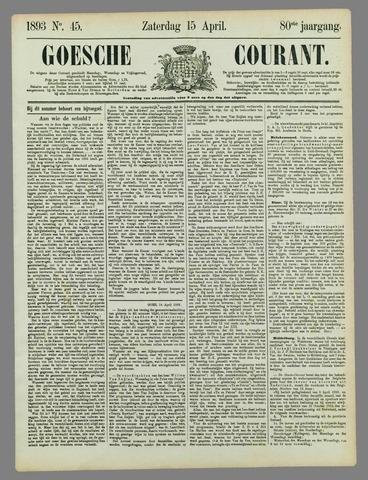Goessche Courant 1893-04-15