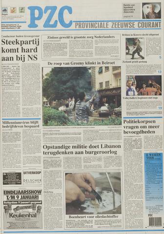 Provinciale Zeeuwse Courant 2000-01-04