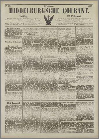 Middelburgsche Courant 1897-02-12