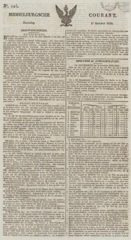 Middelburgsche Courant 1829-10-17