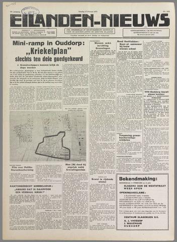 Eilanden-nieuws. Christelijk streekblad op gereformeerde grondslag 1976-02-17