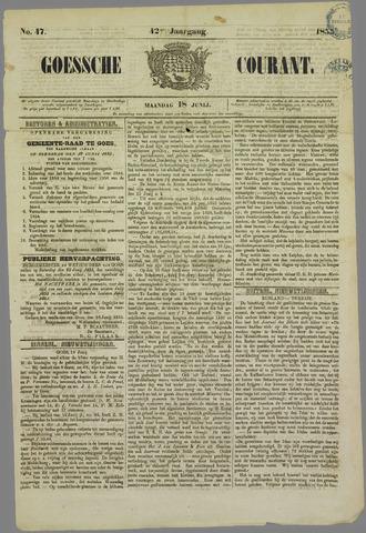 Goessche Courant 1855-06-18