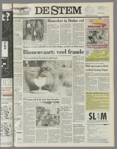 de Stem 1992-07-30
