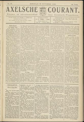 Axelsche Courant 1928-10-16