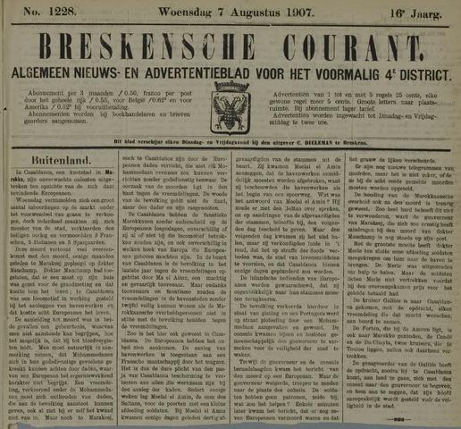 Breskensche Courant 1907-08-07