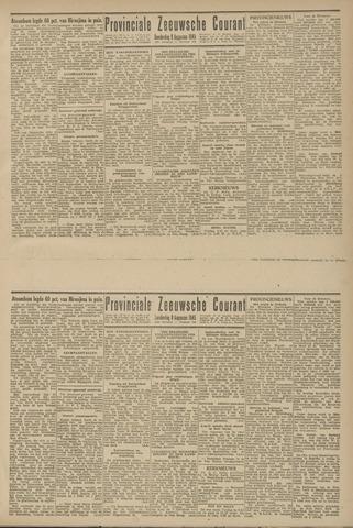 Provinciale Zeeuwse Courant 1945-08-09