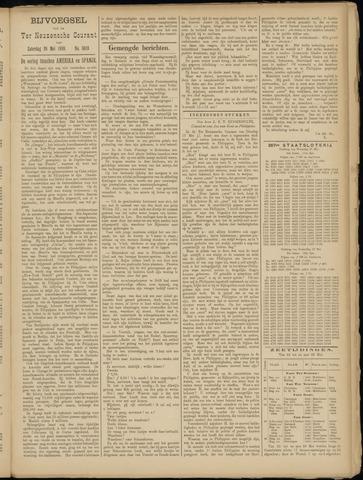 Ter Neuzensche Courant. Algemeen Nieuws- en Advertentieblad voor Zeeuwsch-Vlaanderen / Neuzensche Courant ... (idem) / (Algemeen) nieuws en advertentieblad voor Zeeuwsch-Vlaanderen 1898-05-28