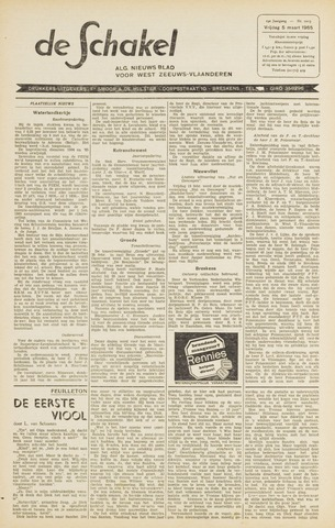 De Schakel 1965-03-05