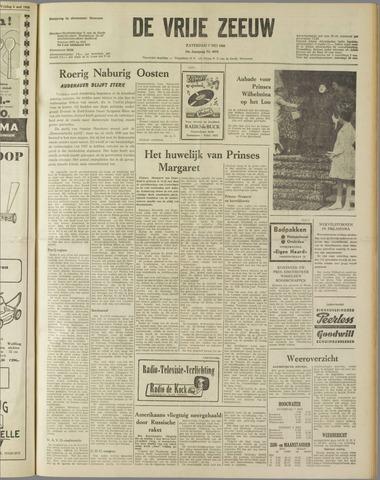 de Vrije Zeeuw 1960-05-07