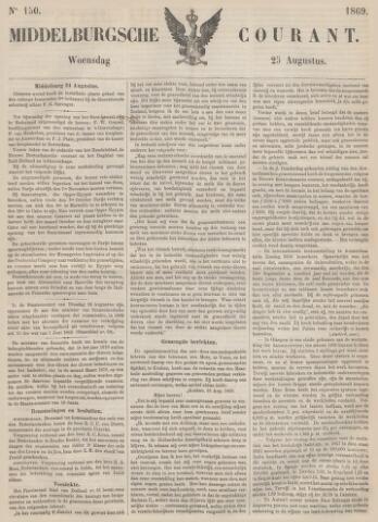 Middelburgsche Courant 1869-08-25