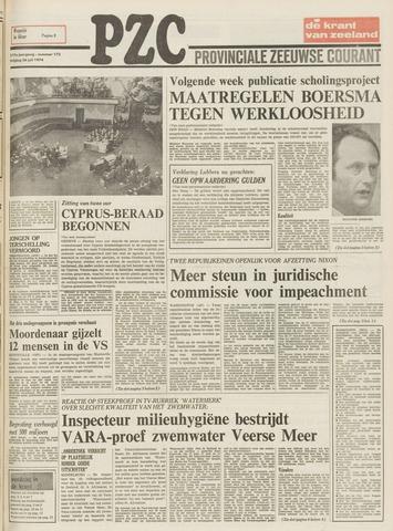 Provinciale Zeeuwse Courant 1974-07-26