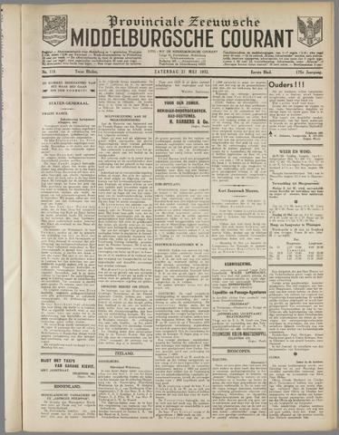 Middelburgsche Courant 1932-05-21
