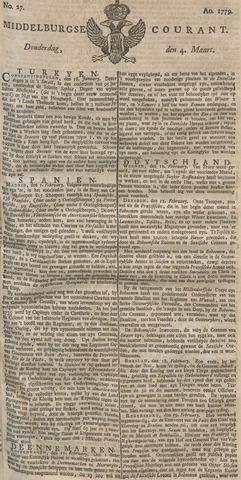 Middelburgsche Courant 1779-03-04