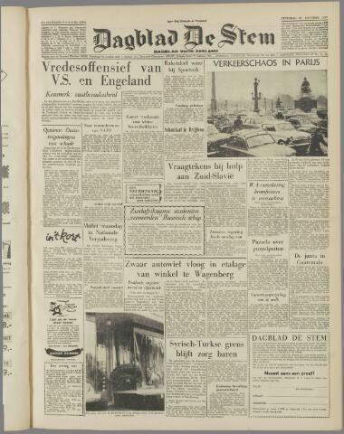 de Stem 1957-10-26