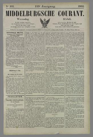 Middelburgsche Courant 1882-07-12