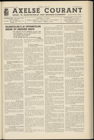 Axelsche Courant 1965-07-10