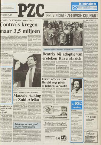 Provinciale Zeeuwse Courant 1987-05-06