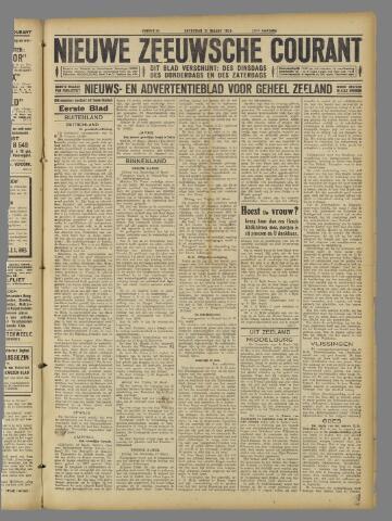 Nieuwe Zeeuwsche Courant 1925-03-21