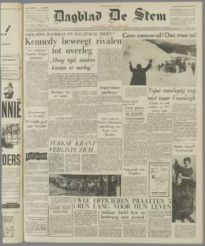 de Stem 1964-01-23