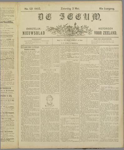 De Zeeuw. Christelijk-historisch nieuwsblad voor Zeeland 1902-05-03
