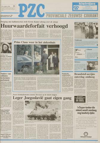 Provinciale Zeeuwse Courant 1991-07-03