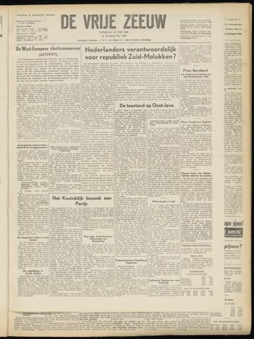 de Vrije Zeeuw 1950-05-23