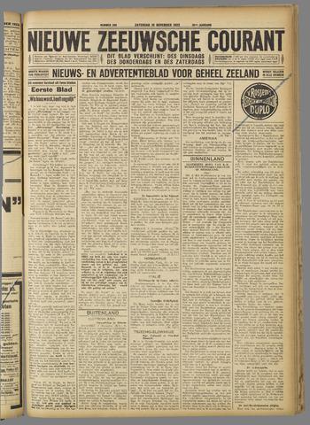 Nieuwe Zeeuwsche Courant 1923-11-10