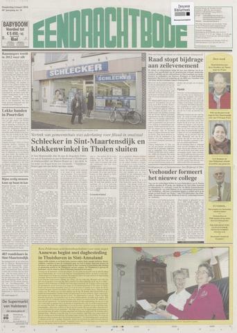 Eendrachtbode (1945-heden)/Mededeelingenblad voor het eiland Tholen (1944/45) 2010-03-04