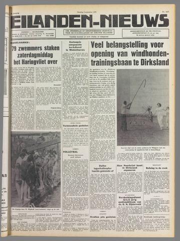 Eilanden-nieuws. Christelijk streekblad op gereformeerde grondslag 1975-09-02