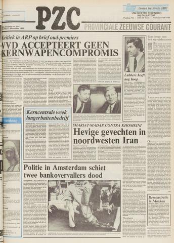 Provinciale Zeeuwse Courant 1979-12-11