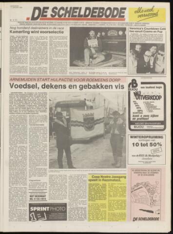 Scheldebode 1990-01-11
