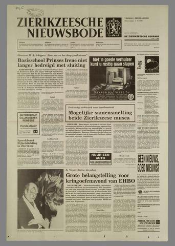 Zierikzeesche Nieuwsbode 1988-02-05