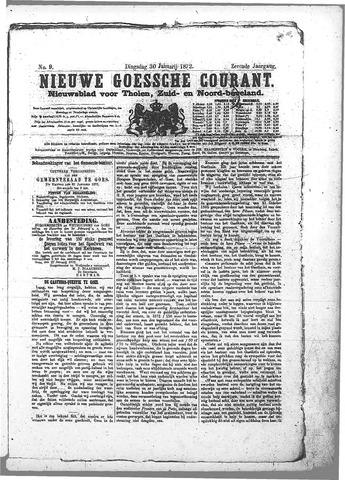 Nieuwe Goessche Courant 1872-01-30