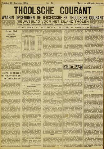 Ierseksche en Thoolsche Courant 1935-08-30