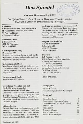Den Spiegel 1996-07-01