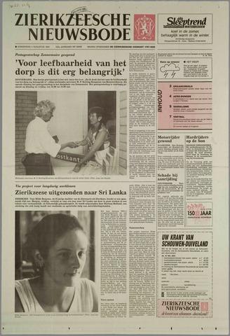 Zierikzeesche Nieuwsbode 1994-08-04