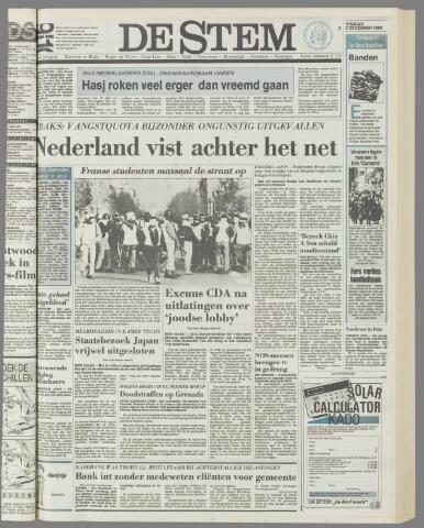 de Stem 1986-12-05