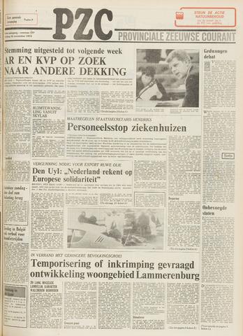 Provinciale Zeeuwse Courant 1973-11-23