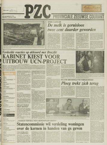 Provinciale Zeeuwse Courant 1978-01-14