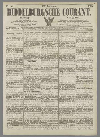Middelburgsche Courant 1895-08-03