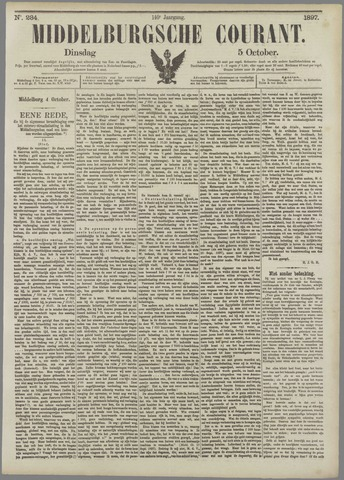 Middelburgsche Courant 1897-10-05