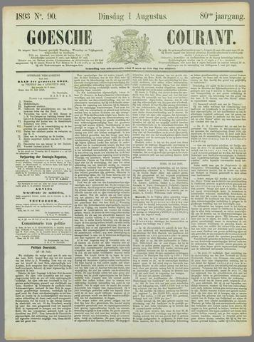 Goessche Courant 1893-08-01