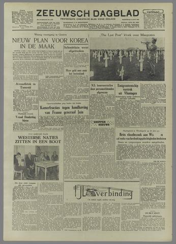 Zeeuwsch Dagblad 1954-06-02