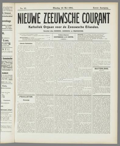 Nieuwe Zeeuwsche Courant 1905-05-16