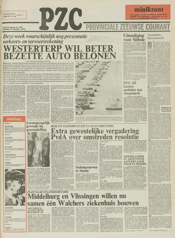 Provinciale Zeeuwse Courant 1976-10-19