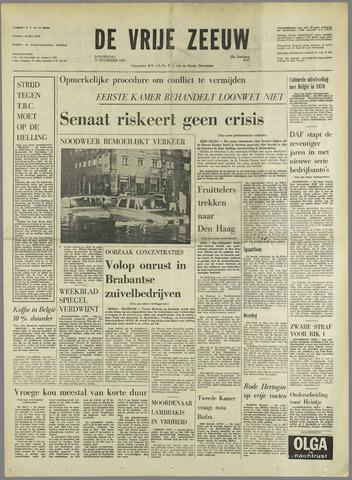 de Vrije Zeeuw 1969-11-27