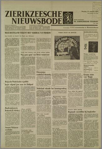 Zierikzeesche Nieuwsbode 1963-08-12