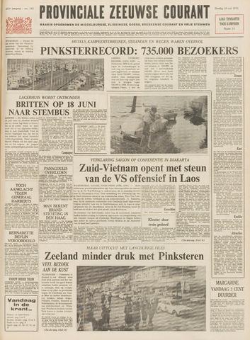 Provinciale Zeeuwse Courant 1970-05-19