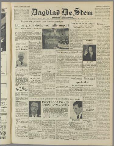 de Stem 1951-02-28
